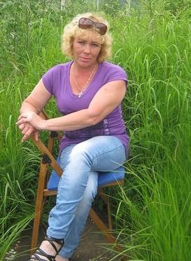 Татьяна Флигина