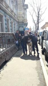 Правозащитный тренинг в Иркутске